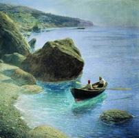 Симеиз (Л.Ф. Лагорио, 1899 г.)