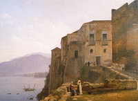 Дом Тассо в Сорренто (С. Щедрин, 1820 г.)