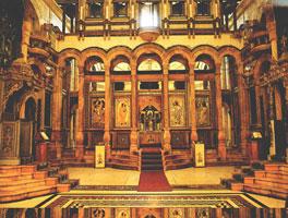 Иконостас Воскресенского собора (Красноярск)