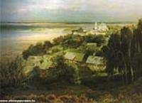 Печерский монастырь. 1871