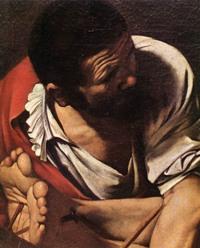 Картины из Капеллы Кераси в церкви Санта Мария дель Пополо