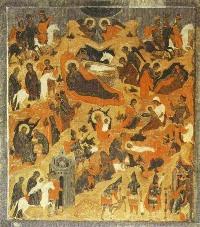 Рождество Христово Из Христорождественского собора в Каргополе