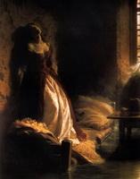 Княжна Тараканова (К. Флавицкий, 1864 г.)