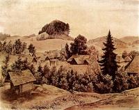 Вид Южной Эстонии (Г.Г. Рейндорф, 1955 г.)