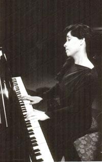 Экспромт на фортепиано
