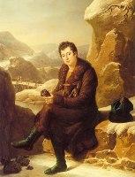 Т.Сальваторе. Портрет Н.Н.Демидова. Кон. XVIII в