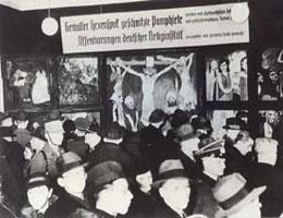 Выставка Дегенеративного искусства