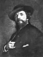 Теодор Аман (Автопортрет)