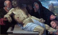 Оплакивание Христа (Дж. Савольдо)