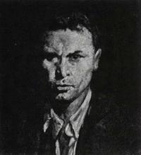 Николай Михайлович Ромадин (автопортрет, 1939 г.)