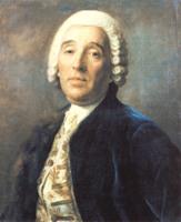 Портрет архитектора Бартоломео Растрелли,Ротари Пьетро
