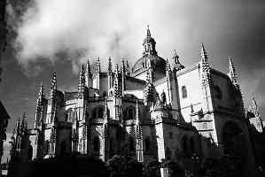 Первый (Старый) собор Саламанки