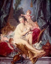 Туалет Венеры (Ф. Буше, 1751 г.)