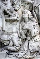 Мельхиседек встречает Авраама