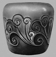 Ваза (О. Делаэрш, керамика)
