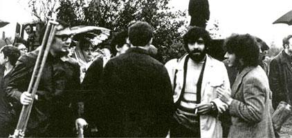 В. Комар, А. Меламид, Б. Штейнберг и М.Рошаль