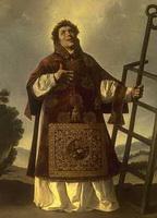 Святой Лаврентий (Ф. де Сурбан, 1636 г.)