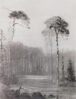 Пейзаж. 1880-е