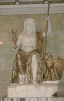 Сидящий Зевс (Фидий)