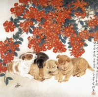 Китайская манера живописи