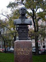 Памятник Ринальди А
