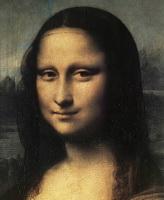 Джоконда (Л. да Винчи, фрагмент картины)