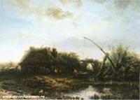 У колодца. 1868