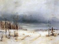 Зима. 1870