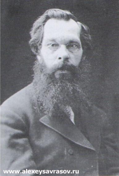 А.К. Саврасов Первая половина 1870-х