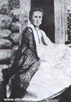 С.К. Саврасова, урожденная Герц. 1860-е