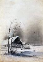 Ранней весной. 1880-1890-е
