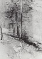 Лес. 1877