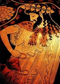 Дионис (ваза, ок. 400 г. до н.э.)