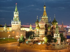 Московский Кремль - древнейшая часть Москвы