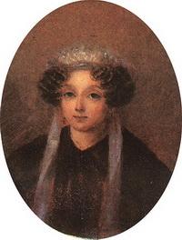 М.И. Гоголь (Косяровская) - мать писателя