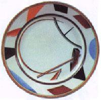 Тарелка (художественная промышленность)