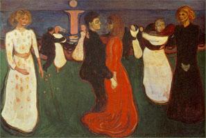 Танец жизни (Э. Мунк)