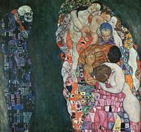 Смерть и жизнь (Г. Климт, 1915 г.)