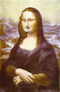 Мона Лиза (М. Дюшан)