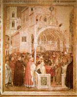 Св. Лючия на смертном одре (Альтикьеро)