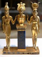 Осирис, Изида и Хор (874–850 г. до н.э.)