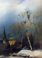 Ранняя весна. 1880-1890-е