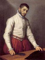 Портрет портного (Морони)