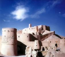 Арг-е Бам (Крепость из самана)