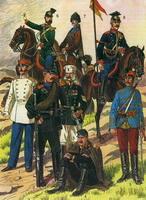 Форма русской армии