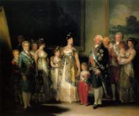 Франсиско де Гойя Семья короля Карла 4