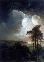 Ночь на Воробьевых горах. 1881