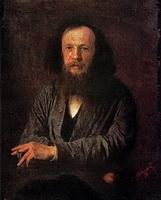 Портрет Д.И. Менделеева (И.Н. Крамской)