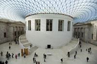 Холл Британского музея