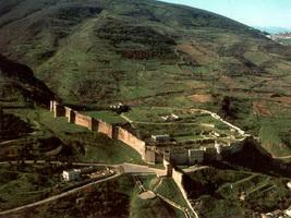 Крепость в городе Дербент (Дагестан)